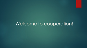 welcome-cooperation